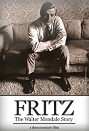 Fritz: The Walter Mondale Story Poster