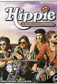 Diego Muñoz, Jorge Zabaleta, Gonzalo Valenzuela, and Pablo Díaz in Hippie (2004)