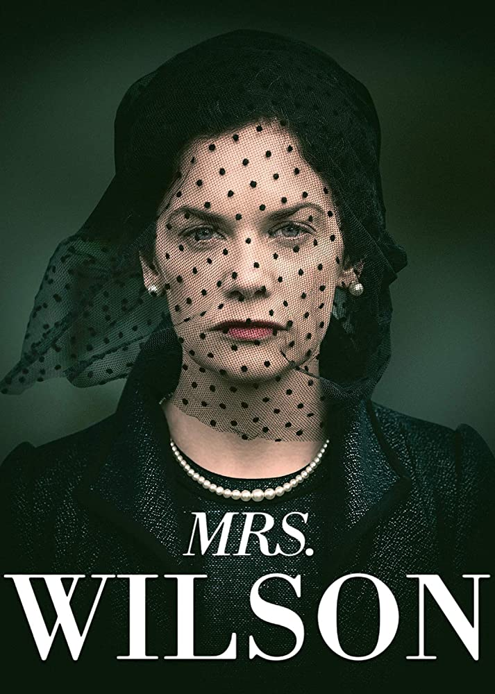 Ruth Wilson in Mrs. Wilson (2018)