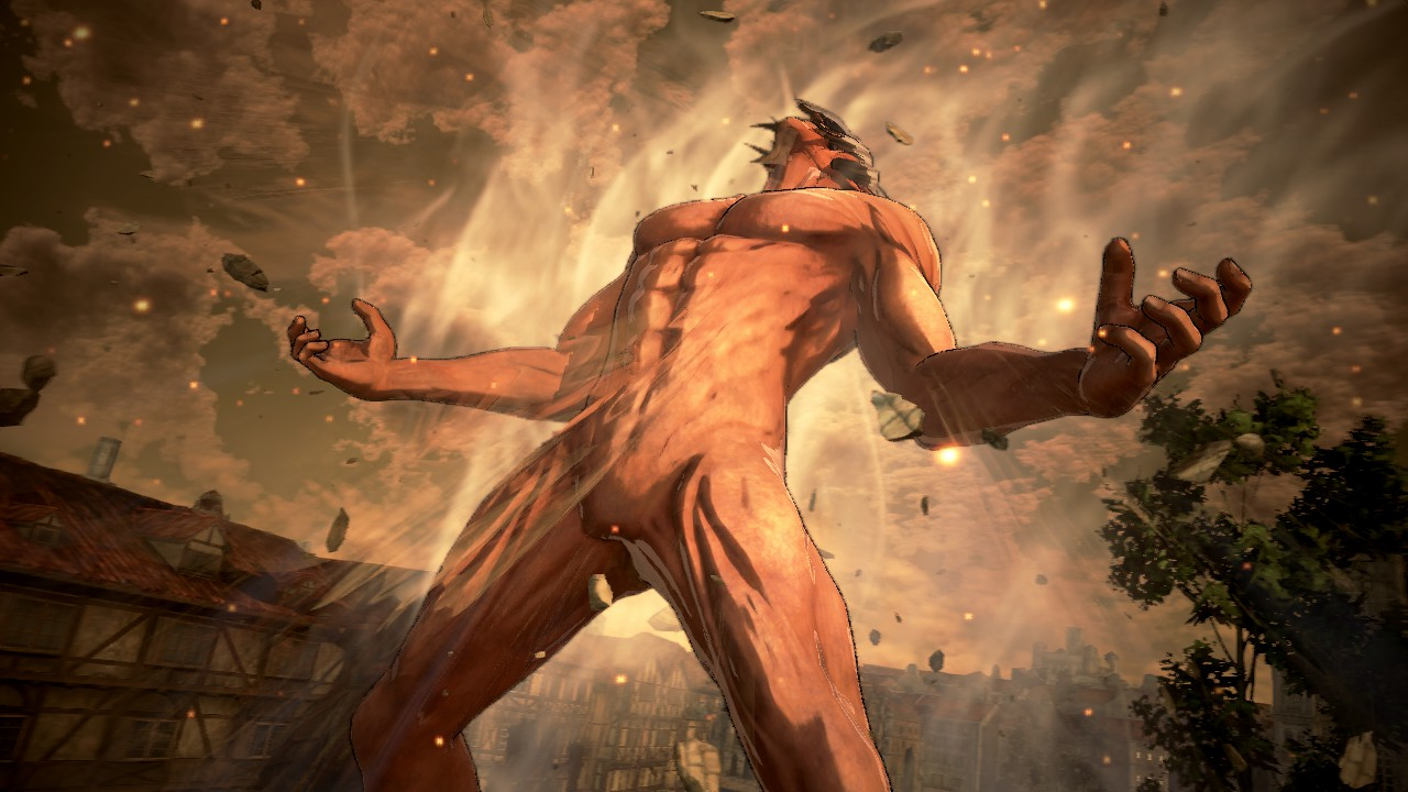 Attack on Titan: Wings of Freedom (Video Game 2016) - Photo