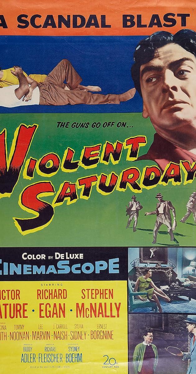 Subtitle of Violent Saturday