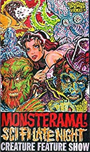 Watch free unlimited movies Monsterama Sci-Fi Late Night Creature Feature Show Vol. 1 USA [480x800]