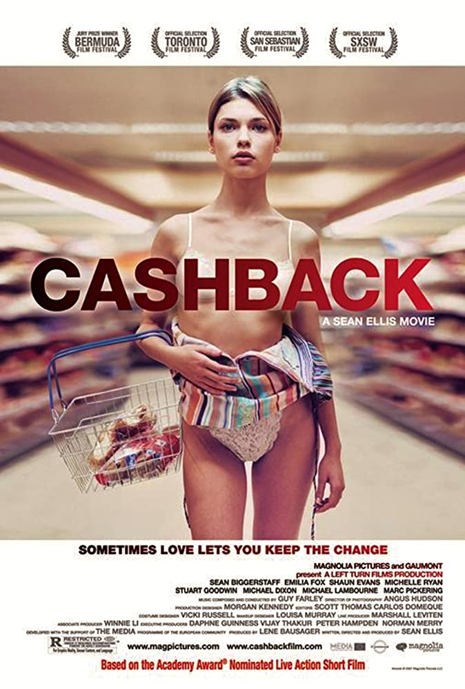 18+ Cashback 2006 English 1080p UNRATED BluRay 1.6GB