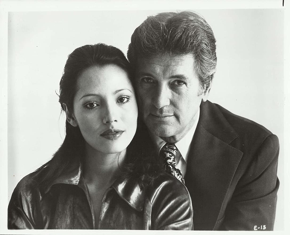Barbara Carrera e Rock Hudson