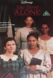 She Stood Alone Poster