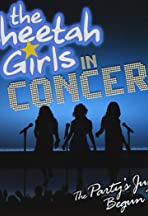 The Cheetah Girls in Concert: The Party's Just Begun Tour