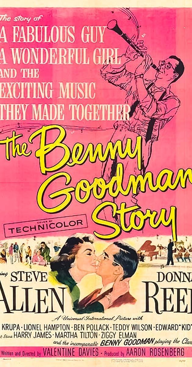 Subtitle of The Benny Goodman Story