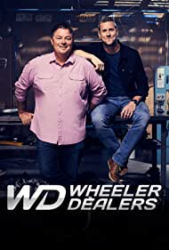 Mike Brewer and Ant Anstead in Wheeler Dealers (2003)