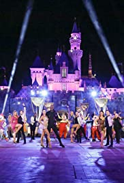Disney Night Poster