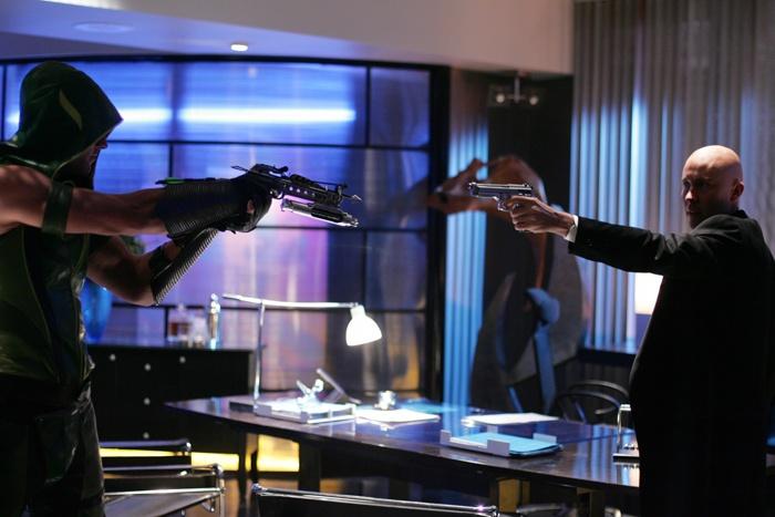 Smallville 6×07 – Ira