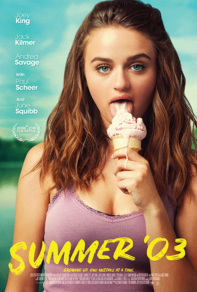 Joey King in Summer '03 (2018)