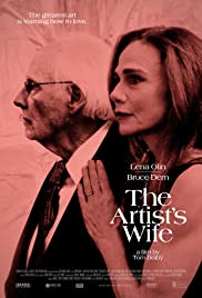 The Artist's Wife Poster