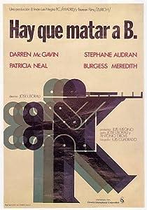 Watching movie videos Hay que matar a B. Spain [Ultra]