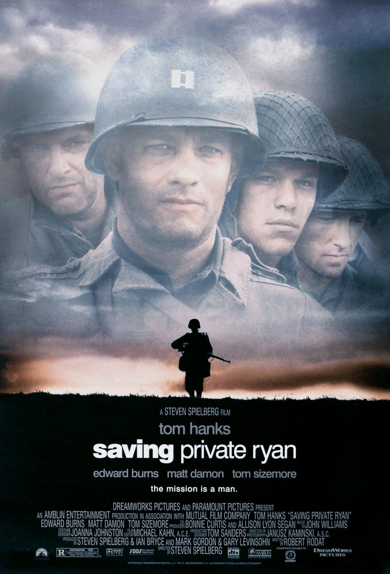 saving private ryan trailer
