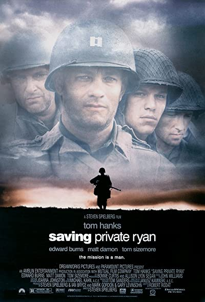 Saving Private Ryan (1998) BluRay 480p, 720p, 1080p & 4K-2160p