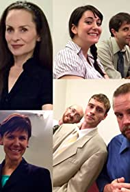 Jessica Anne Bogart, Heidi Kaufman, Matt DeNoto, Caroline Stack, Mike Quirk, Kris Carr, Mark J. Elias, and Vinnie Duyck in Shore and Sands (2015)