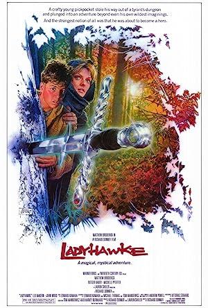 Ladyhawke Poster Image