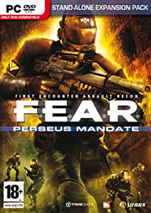 Watching online movie sites F.E.A.R. Perseus Mandate USA [HDRip]