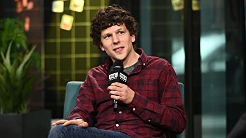 BUILD: Jesse Eisenberg Is Still Taken Aback by People's Response to 'Zombieland'