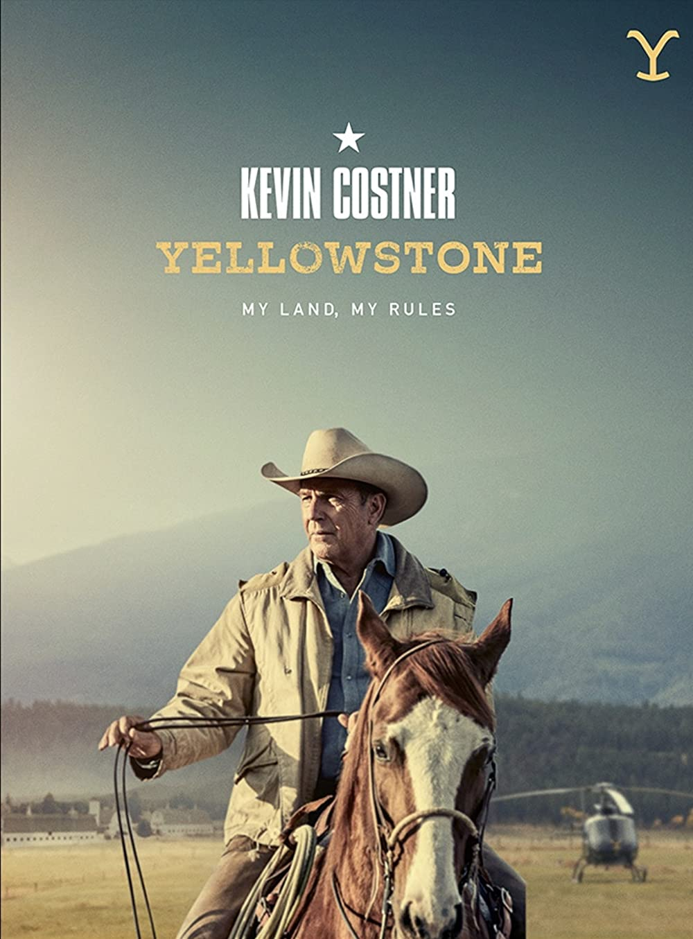 Yellowstone,黃石國家公園,Kevin Costner,教父,Nomadland,Kelly Reilly,電視劇,派拉蒙