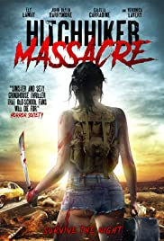 Hitchhiker Massacre Poster