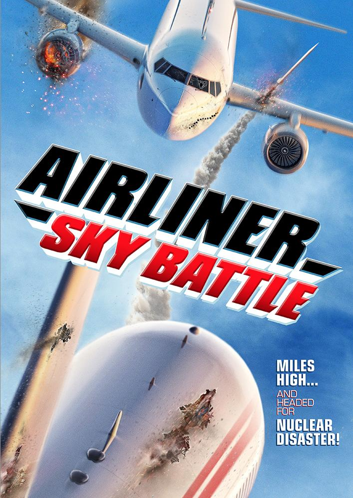 Airliner Sky Battle 2020 English 720p HDRip 800MB Download