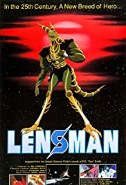 Lensman Poster