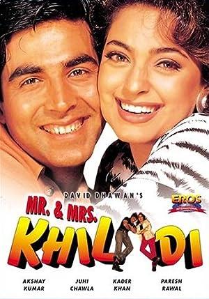 David Dhawan Mr. & Mrs. Khiladi Movie