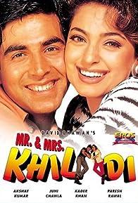 Primary photo for Mr. & Mrs. Khiladi