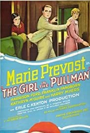 The Girl in the Pullman Poster