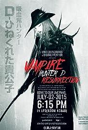 Vampire Hunter D: Resurrection