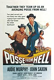 Posse from Hell (1961) Poster - Movie Forum, Cast, Reviews