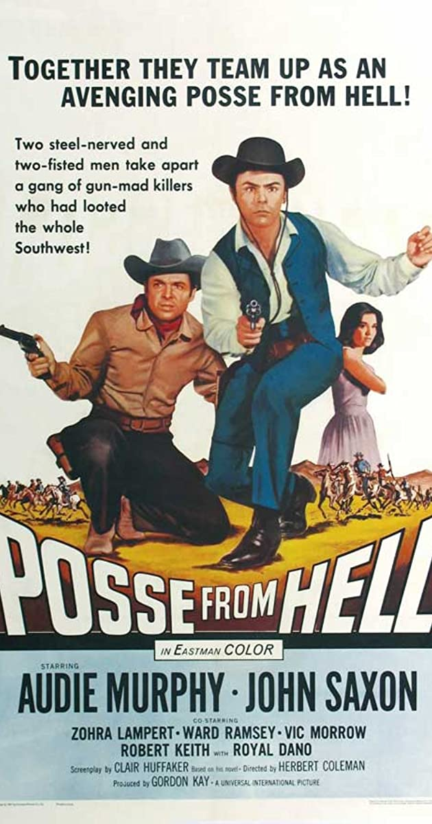 Subtitle of Posse from Hell