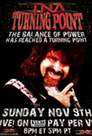 TNA Wrestling: Turning Point Poster