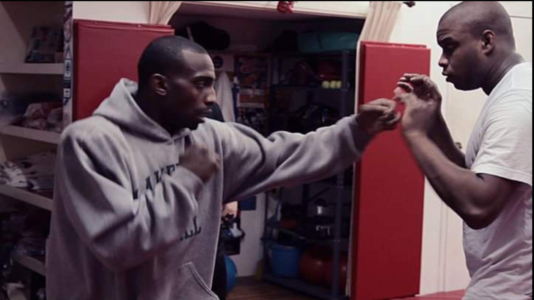 Bradley Desir in New York Mixed Martial Arts (2011)
