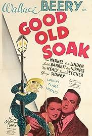 Good Old Soak Poster