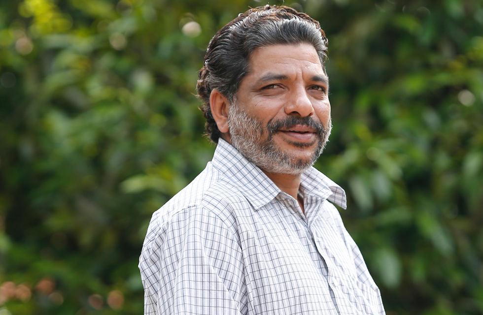 Jaffer Idukki in Maheshinte Prathikaaram (2016)