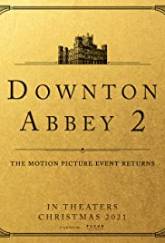 Movie Poster for Downton Abbey 2.