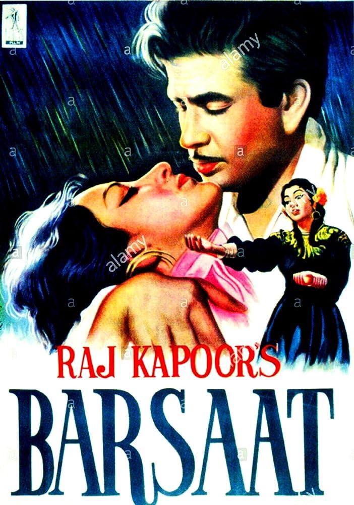 Barsaat (1949) Raj Kapoor 720p WEB-DL Full Movie Download