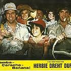 Cloris Leachman, Charles Martin Smith, Stephen W. Burns, Elyssa Davalos, Joaquin Garay III, and Harvey Korman in Herbie Goes Bananas (1980)