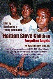 Haitian Slave Children Poster