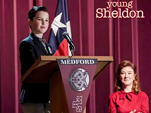 Joven Sheldon 2×19 – Una campaña política y un tramposo de Candy Land