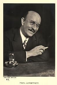 Primary photo for Hans Junkermann