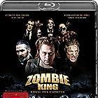 Corey Feldman, Edward Furlong, Jon Campling, Nathan Head, Sherri Phillips, David Mcminn, and Mark Smalley in The Zombie King (2013)