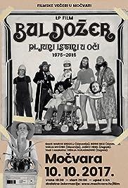 Glasba je casovna umetnost 2 LP film Buldozer: Pljuni istini u oci Poster