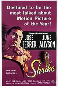 June Allyson and José Ferrer in The Shrike (1955)