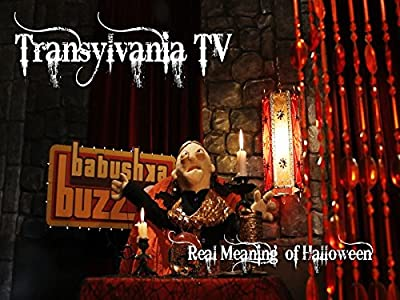 Downloading movie websites The Transylvania Television Real Meanin' of Halloween Special Show by [WEBRip]