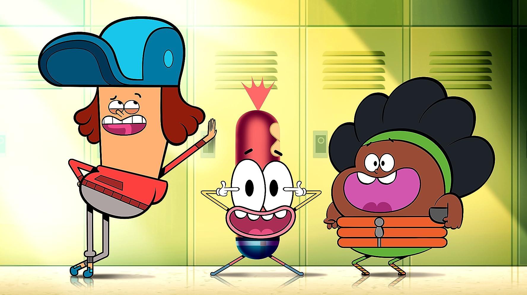 De Pinky Malinky trailer laat de eerste samenwering zien tussen Nickelodeon en Netflix