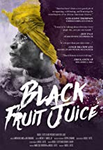 Black Fruit Juice