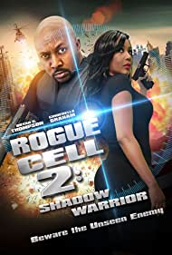 Cinderella Graham and Bryan G. Thompson in Rogue Cell: Shadow Warrior (2020)